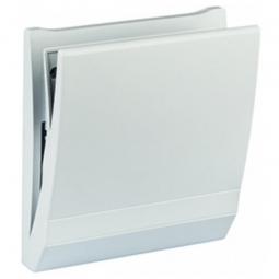 Lunos Komfort Innenblende 9/IBK Kunststoffdesign weiss