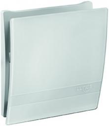 Lunos Komfort Innenblende 9/IBG Glasdesign weiss