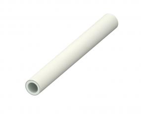 TECE Verbundrohr PE-Xc TECElogo 870002020mm, L=100m, weiss, in Rollen