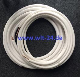 Kältemittelleitung-Set 12m11 - 16kW Wärmepumpe